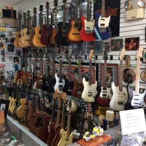 Clay's Guitar Shop
