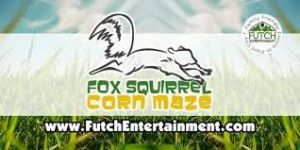 10/10 - 11/1 - Fox Squirrel Corn Maze & Pumpkin Patch